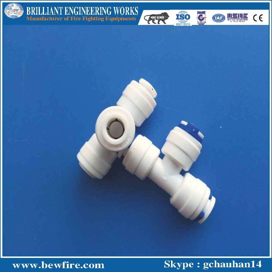 T Connector Misting Fittings Bewfire Com